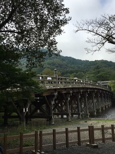 Ise Jingu Naiku Uji Bridge 2016 October Trip