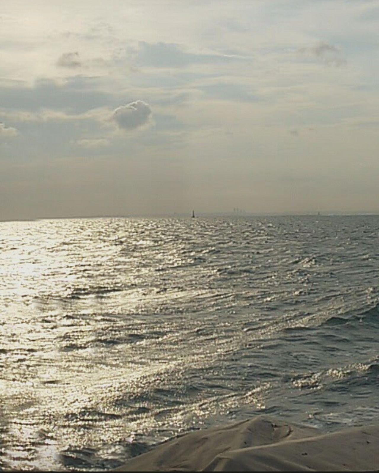 Looking To The Other Side Sea Marmara Sea Sea And Sky Eyeem Turkey