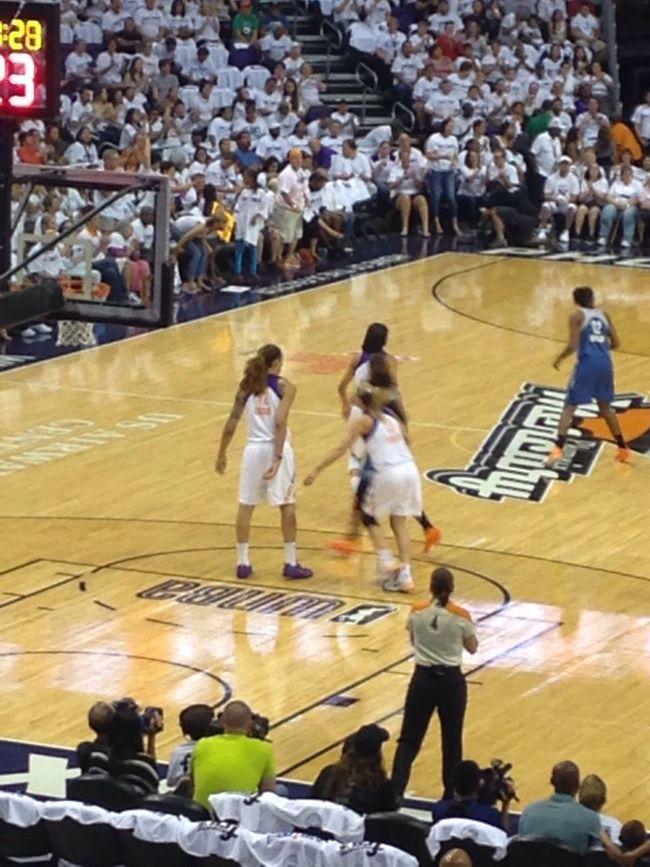 Phoenix Mercury Basketball Wnba Playoffs Sport