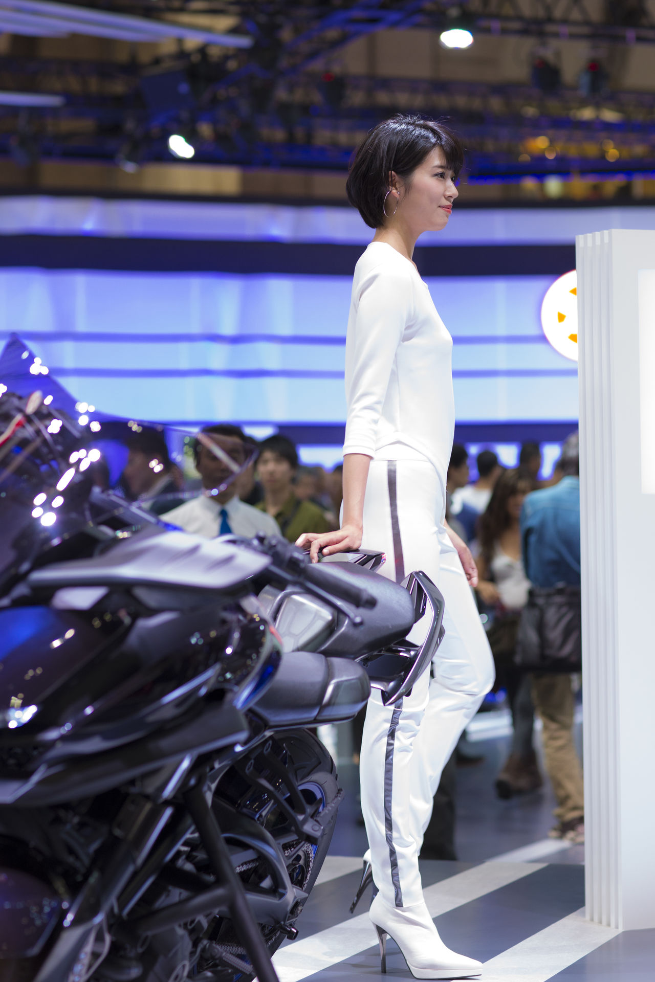 Beautiful Car Cars CarShow Lady Motorcycles Show Tokyo Tokyomotorshow2015 東京 東京モーターショー2015