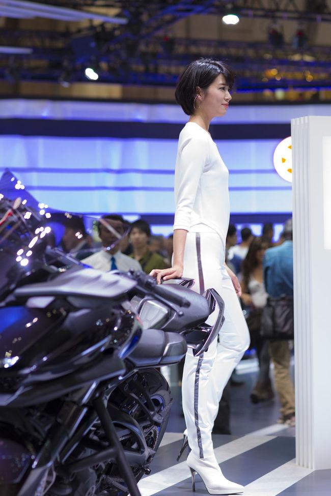 Beautiful Car Cars CarShow Lady Motorcycles Show Tokyo Tokyomotorshow2015 東京 東京モーターショー2015