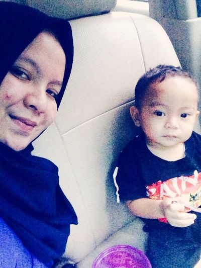 W/my handsome booy???