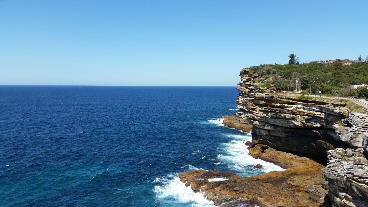 Beautiful stock photos of sydney, water, sea, horizon over water, scenics