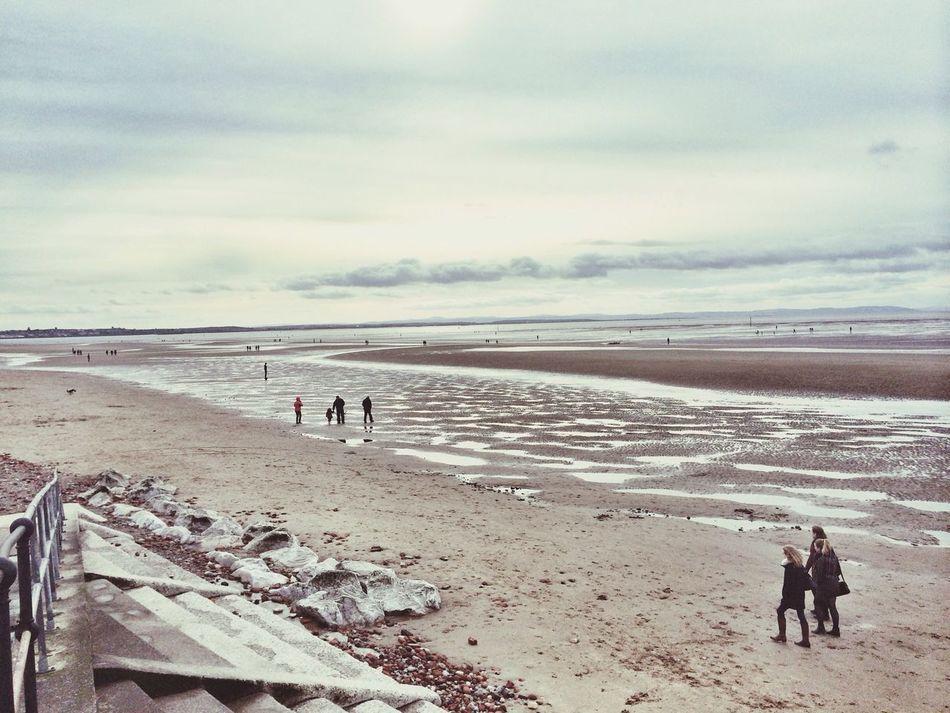 Crosby Beach Sefton Coast