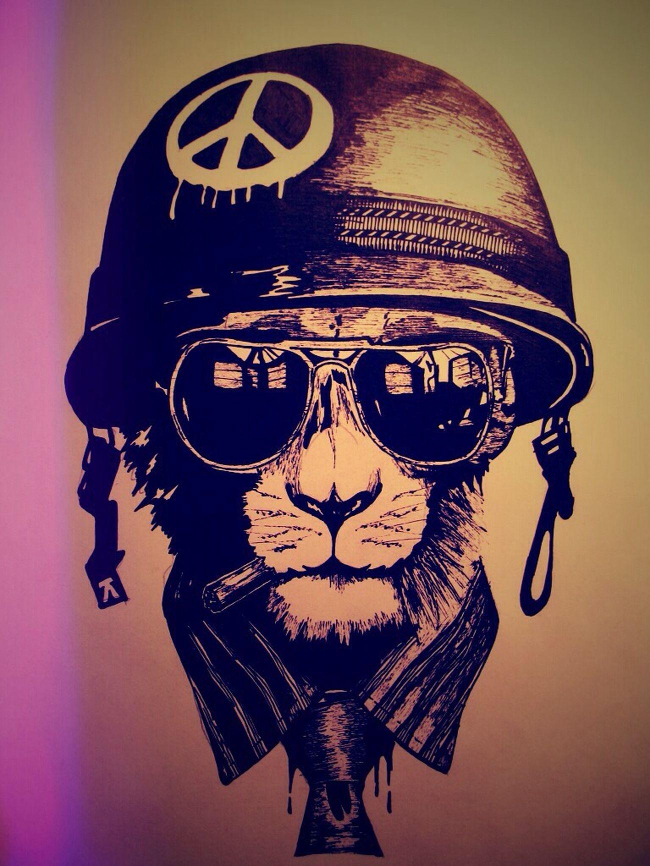 Gel ink Drawing My Art First Eyeem Photo