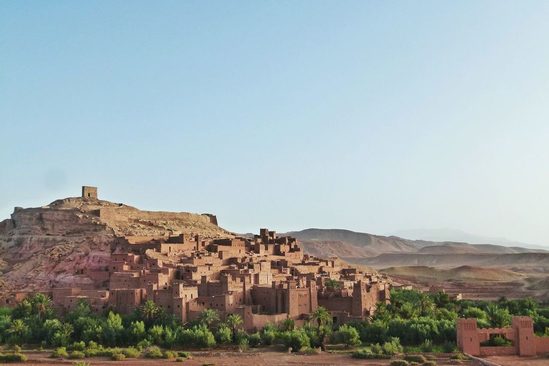 Ouarzazate Morocco Kasbah Deserts Around The World Palm Trees Oldtown Traveling Travel Photography Travel Landscape Landscapes City Babel Landscapes With WhiteWall The KIOMI Collection The Great Outdoors With Adobe The Architect - 2016 EyeEm Awards
