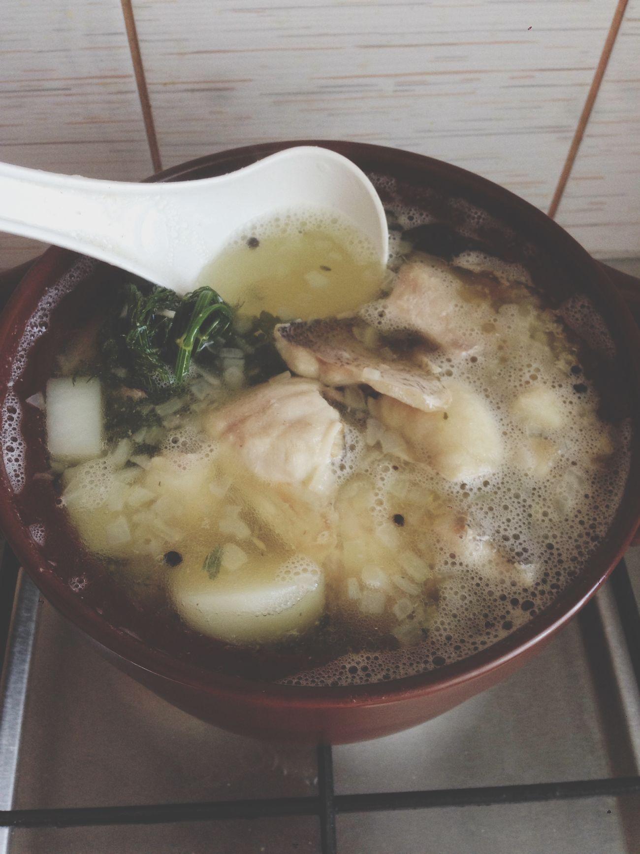 уха готовимдома обед суп кухня завиднаяжена