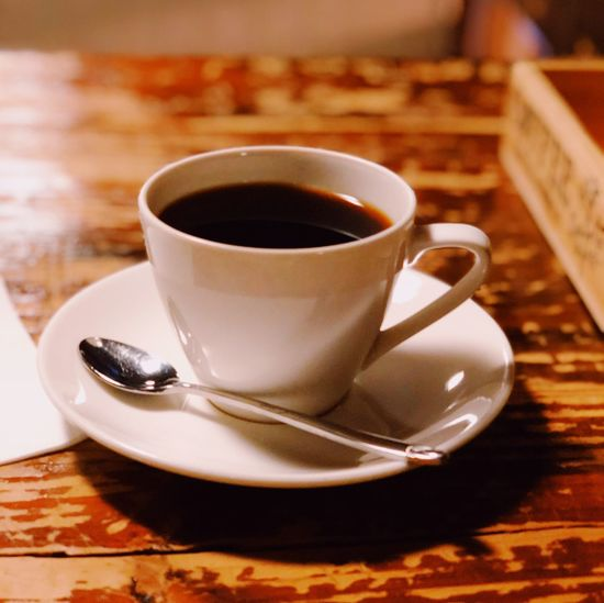 Black coffee Drink Table Refreshment Food And Drink Coffee Cup Cup Coffee - Drink Close-up Freshness