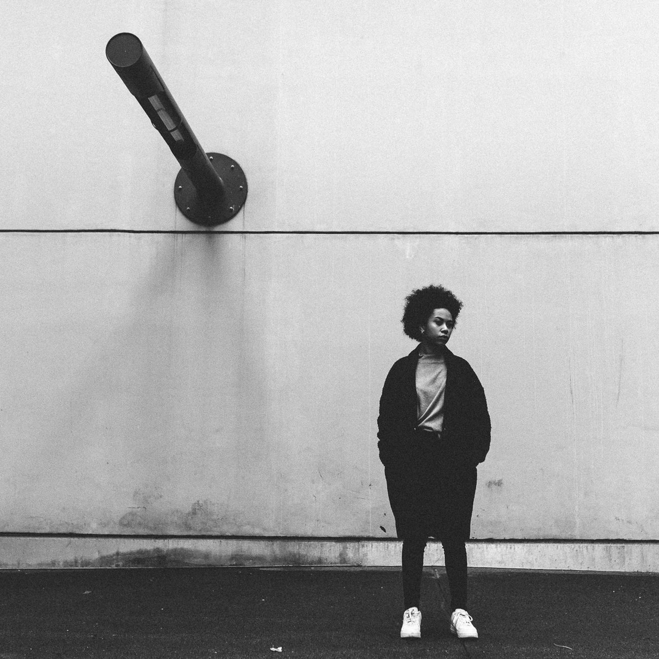 Portrait Check This Out My Unique Style Afro Enjoying Life People Hello World Lifestyle Urban Berlin City Girls Life Blackandwhite VSCO Urban Geometry Urbanphotography Check This Out Portrait Of A Woman