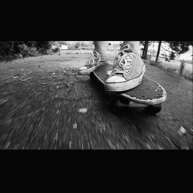 Country roads...skate me home... Skateboarding Skatelife Thankyouskateboarding Weskremer My Year My View