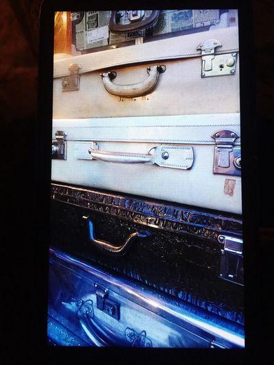 Handmade For You No People Indoors  Day Architecture Suitcase Design Travel Holidays Christmas Time Xmas Time Portobello Market Portabello Portobello Road Street Market