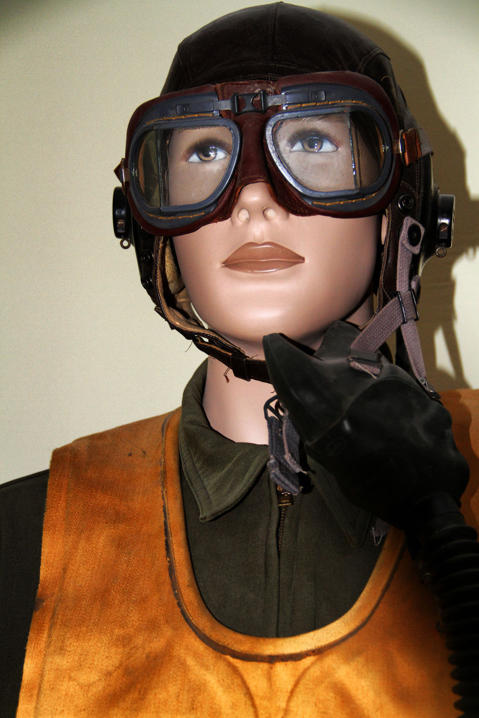 Aviatrix Close-up Dummy Dummy Heads Dummy Photos Fashion Hat Headshot Indoors  Mask - Disguise Person Portrait Sunglasses Wearing