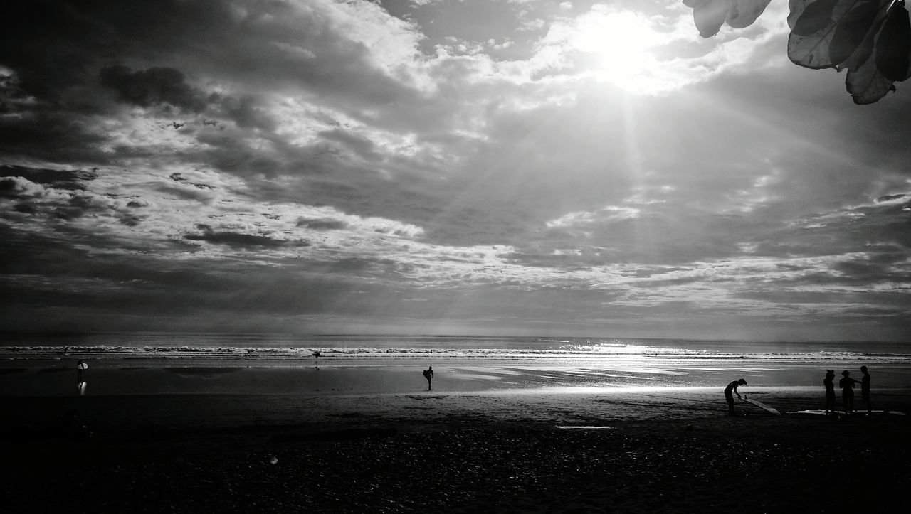 Sea Beach Water Cloud - Sky Uvita De Osa Costa Rica Horizon Over Water Vacations