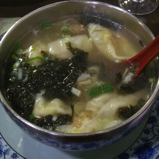 Soup Taking Photos Relaxing Valencia, Spain Healthy Eating Getting Inspired Wanton Noodles