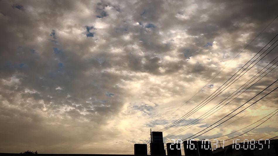 どっかいきてぇなぁ Cloud - Sky Sky Clouds Cloudscape