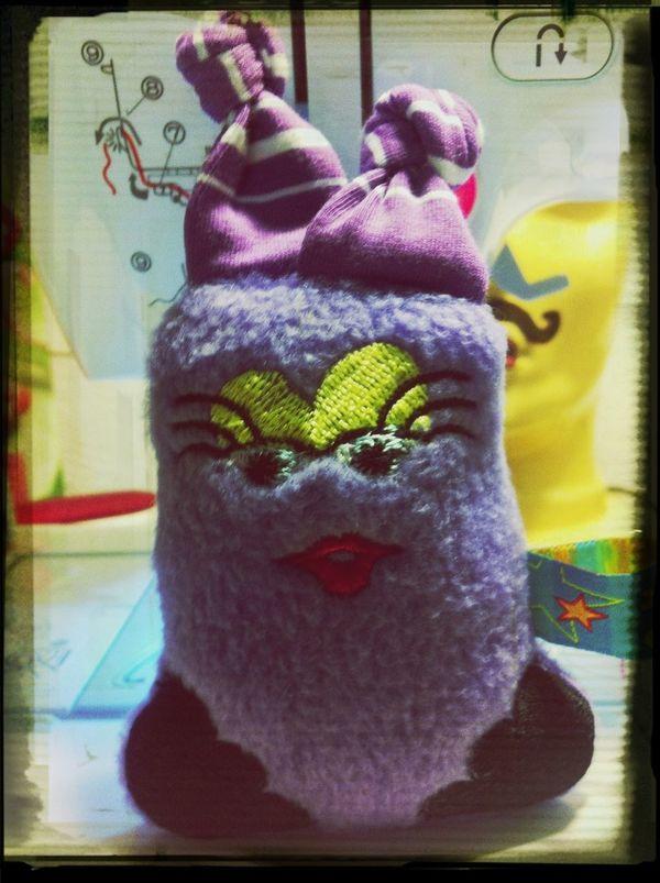 Lila - Monsterina <3 Monster-Friends