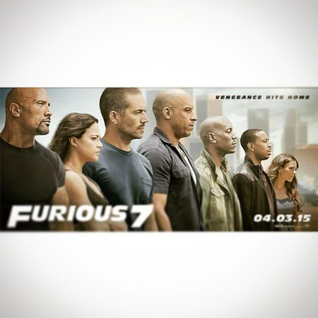 """Amazing movie.. Beautiful tribute to Paul 💙 Fastandfurious FastAndFurious7 Fast7 Fastfamily Tribute Tributetopaulwalker Paul Forpaul ForPaulWalker Apaul Pablo Rippaulwalker  RipPaul Angel 4ever Neverforgotten Seeyouagain Seeyousoon Therock Vindiesel Dom Brian Pablo Ludacris TyreseGibson isneveragoodbye """" When you put goodwill out there it's amazing what can be accomplished """" - Paul Whenyouputgoodwilloutthereitsamazingwhatcanbeaccomplished reachoutworldwide roww onelastride"""