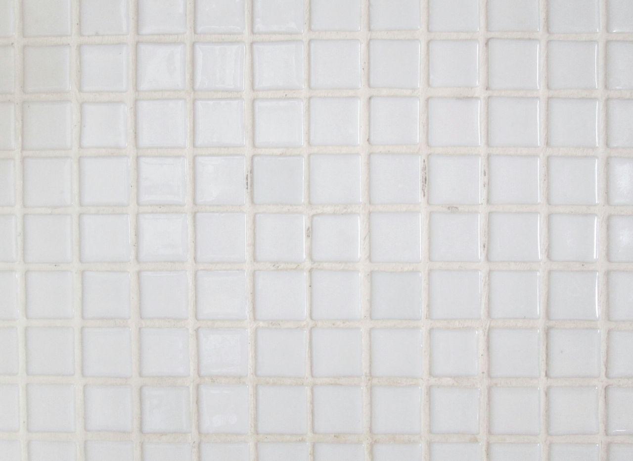 Textures And Surfaces Background ArchiTexture Ceramic Tiles White Square Pattern Bath Tiles Kitchen Tiles Grid Pattern Mosaic