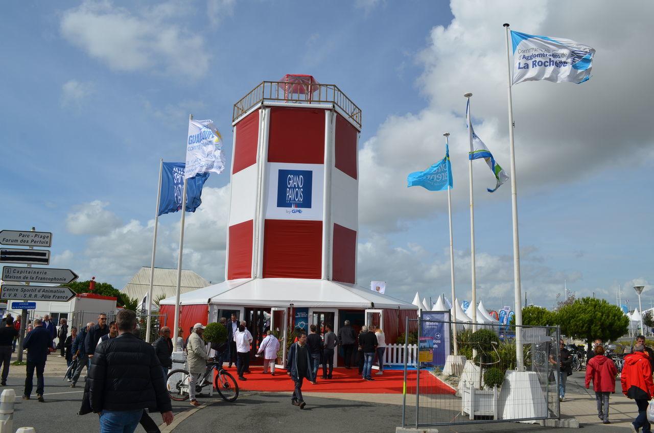 Le Grand Pavois La Rochelle est le premier salon nautique de la rentrée en France. Quelques photos de l'édition 2015. Bateau Boat Exhibition Exposition Grand-Pavois La Rochelle, France Nautisme Port Salon Salon Nautique Salon à Flot Voilier
