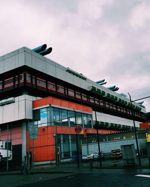 Buildings Germany Architecture Airport Fraport Travel Urban Landscape