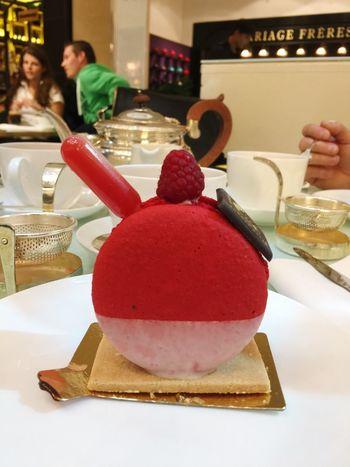 Red dessert Red Macarons Selfridges Food And Drink Tea Sweet Food Dessert