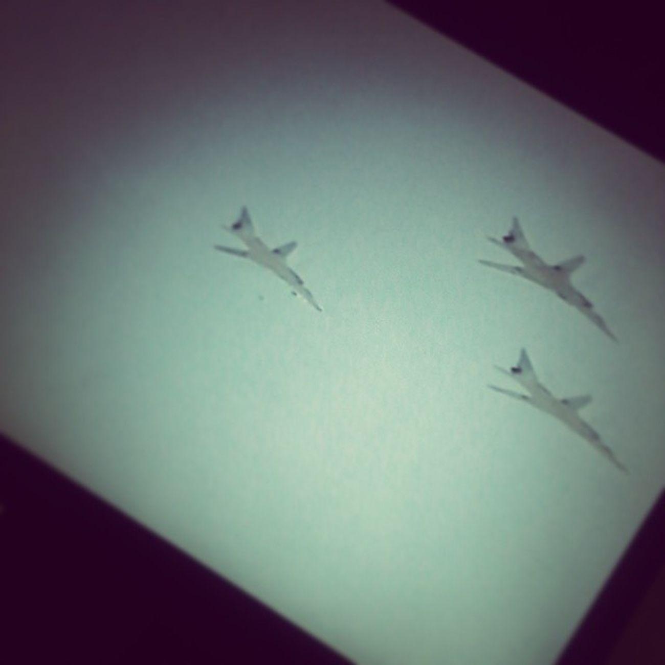 с: Самолёты ДеньПобеды ураа