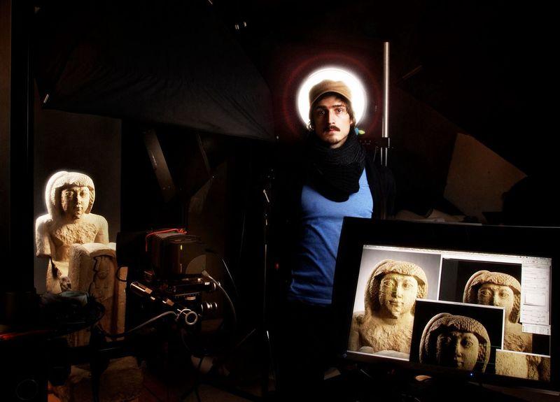 Working Egypt Szépművészeti Múzeum Museum