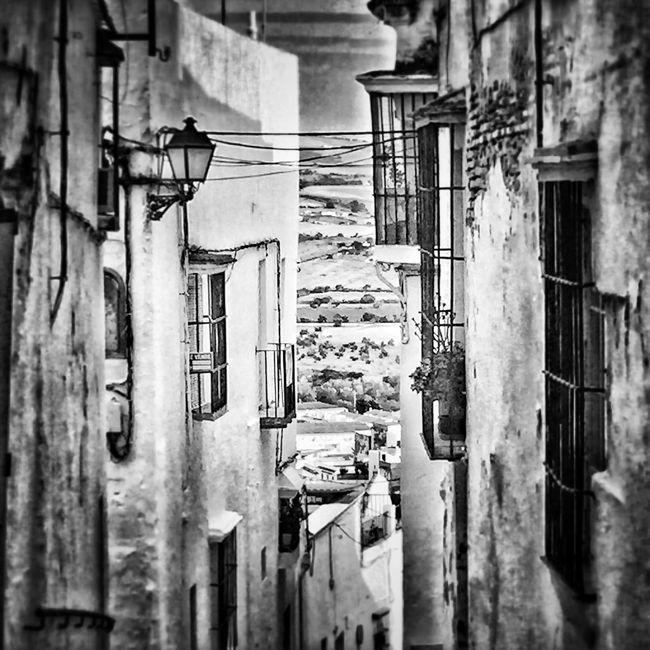 Blackandwhite IPhoneography Showcase: January Arcosdelafrontera Cadiz Andalucía Iphoneonly Iphonephotography