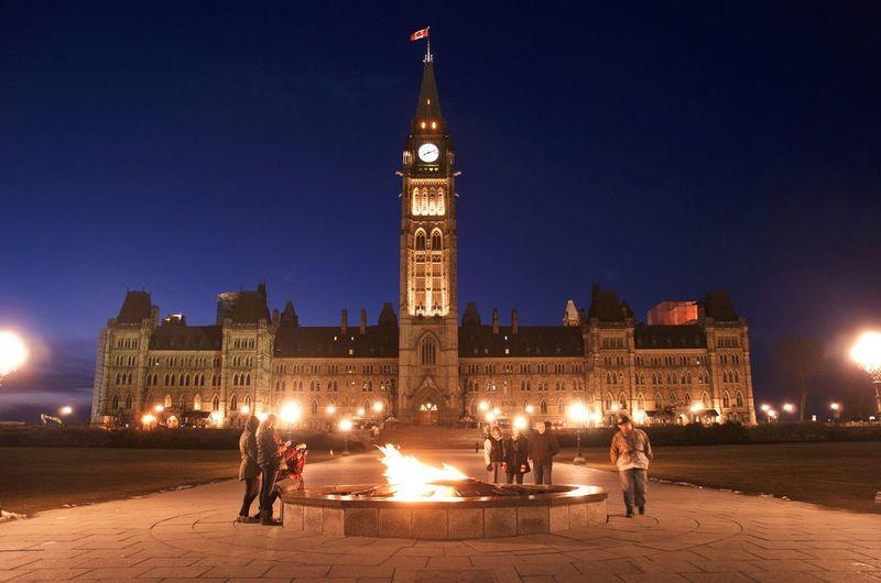 Taking Photos Canada Ottawa Parliament Night Night Photography The night in Ottawa, the capital city of Canada. First Eyeem Photo