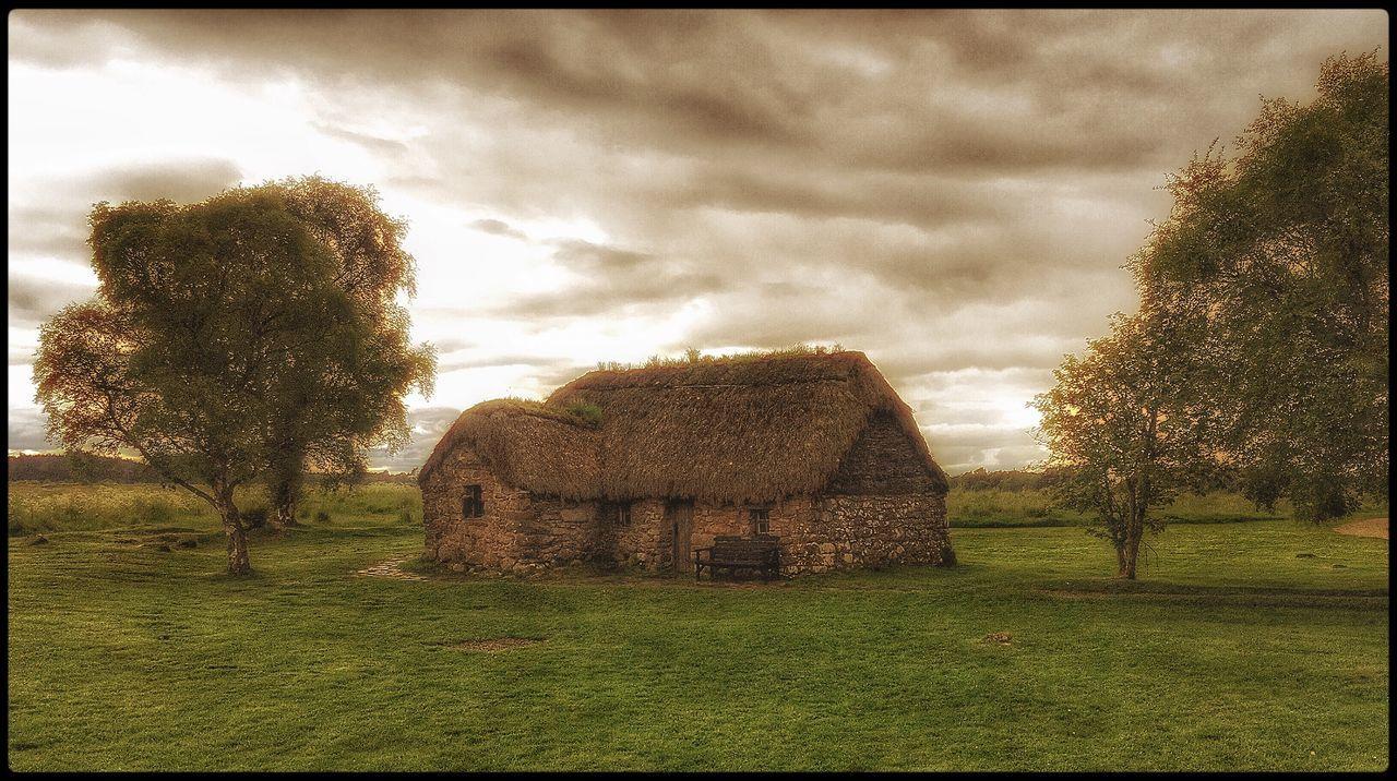 Culloden Battlefield Culloden Scotland
