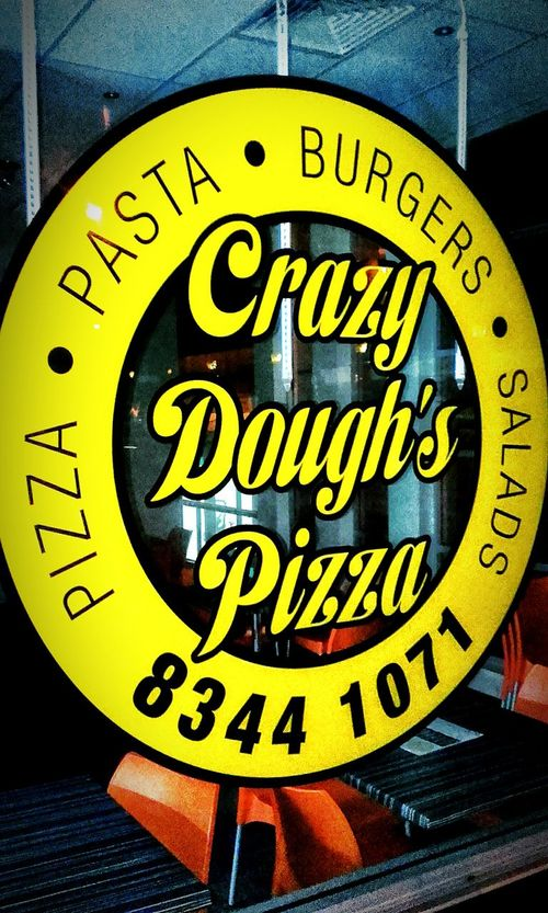 Sign Signporn Signs SIGN. Pizza Parlor Pizza Place  Pizza Signs, Signs, & More Signs SIGNS. Signs & More Signs Crazy Dough's Pizza CrazyDough'sPizza Advertising Pizza Lover Pizzaporn Window Signs Signage Signs Signs Everywhere Signs PizzaPlaces Signstalkers Pizza Shop Pizzas Pizza Shops Pizzashop PizzaShops