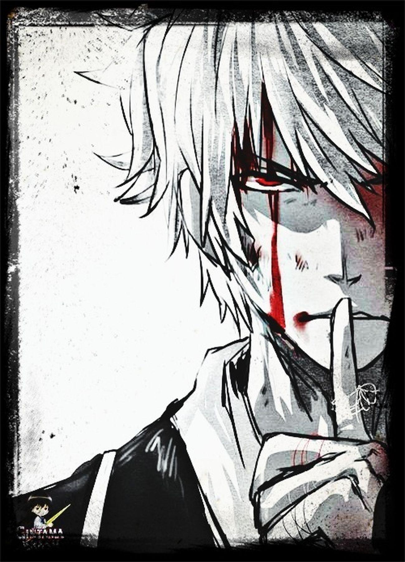 Gintoki Gintama Anime Animelover
