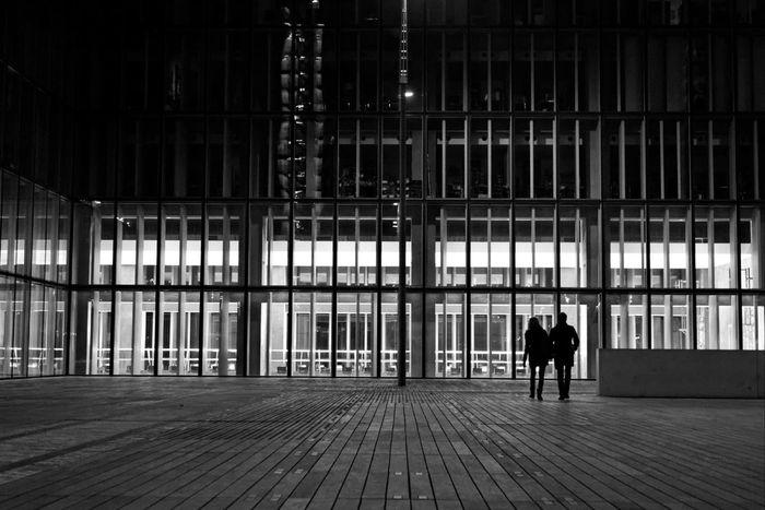 Streetphotography Couple Streetphoto_bw Eye4photography