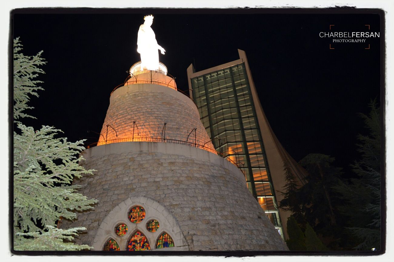 Our Lady of Lebanon-Harissa