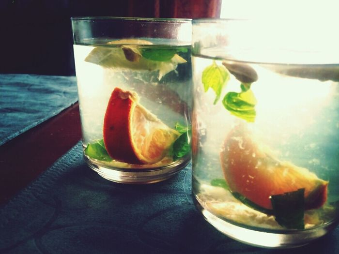 Enjoylife #goodtime Sundaymorning Withmymum Waterlemonorangementha #enyoj