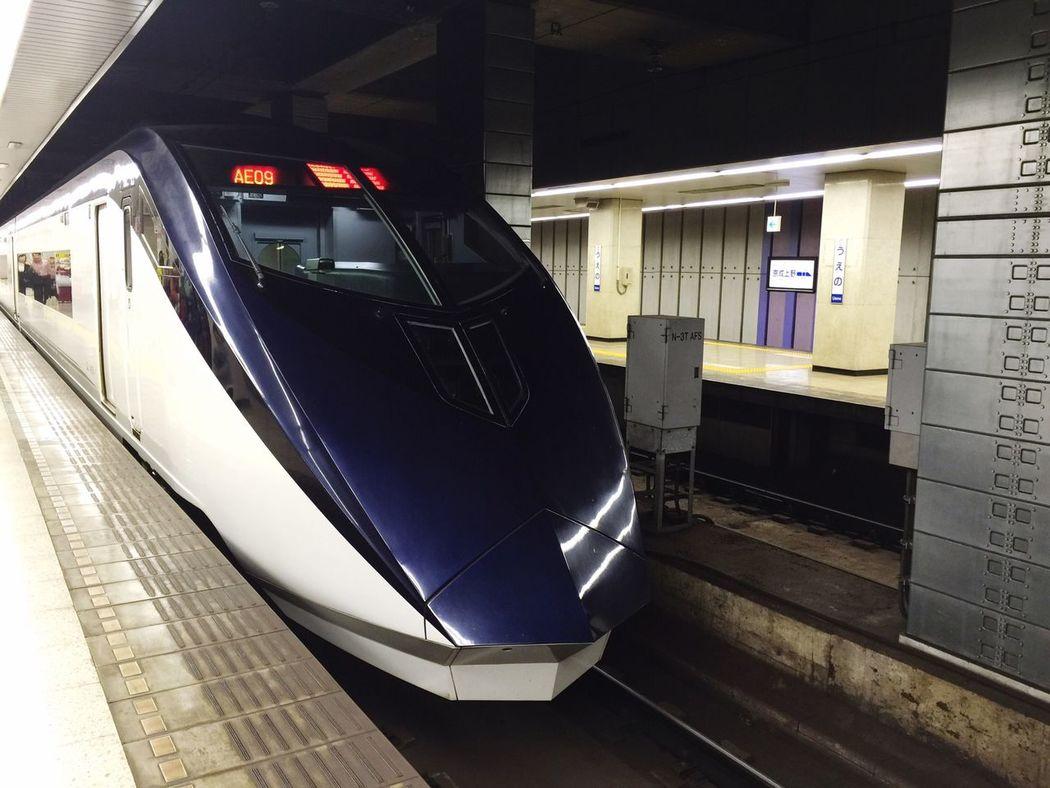 Travel EDP。P 趴趴走 火車 Train 新幹線 Jr