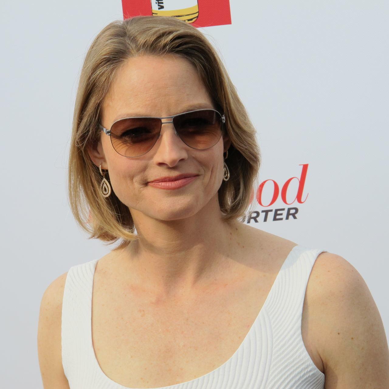Cannes Film Festival 2011 Jodie Foster Portrait