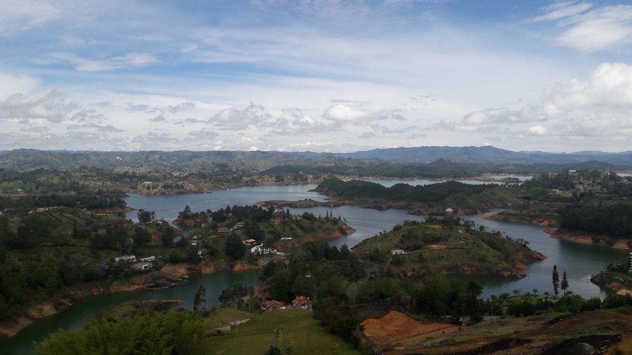 Mirador El Peñon , Colombia