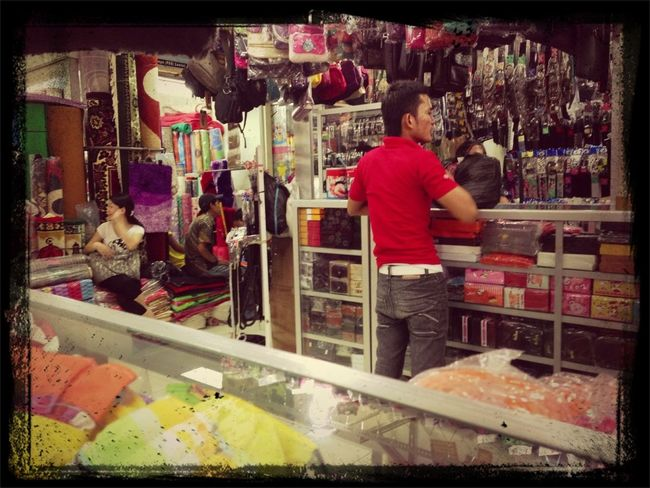 View At Pusat Grosir Surabaya