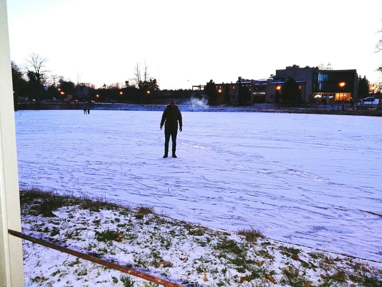 Snow Winter Freezing Freezingweather