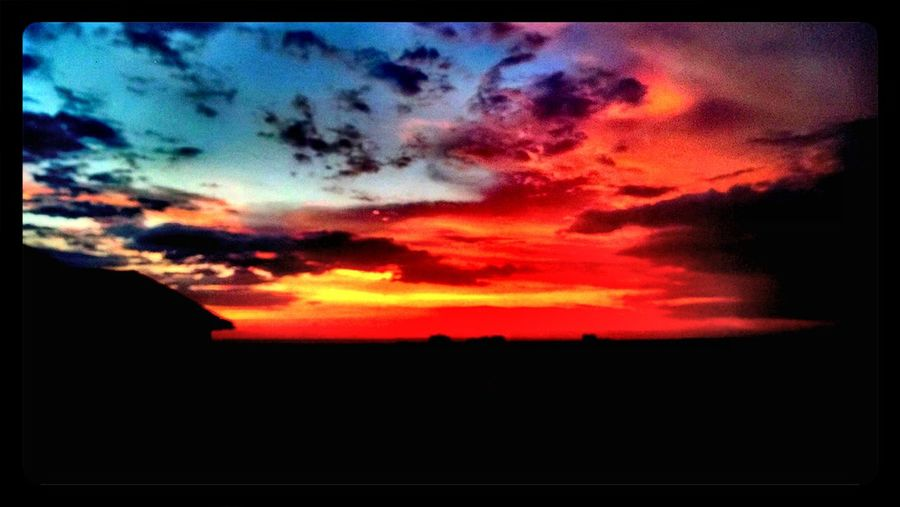 Blood sky Colour Of Life The Night Of The Colors The Night Is Ours Nature's Portrait