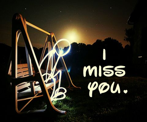 I miss you by Sergej Badinger