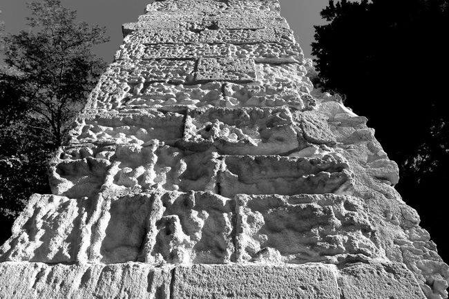 Ancient Ancient Ancient Civilization Arch Archaeology Arles Black & White Black And White Blackandwhite Blackandwhite Photography Camargue Eye4photography  EyeEm Best Shots EyeEm Gallery EyeEmBestPics France Historic Low Angle View Stone Material Stone Structure Stonewall Structure Temple - Building Tourism Tranquility