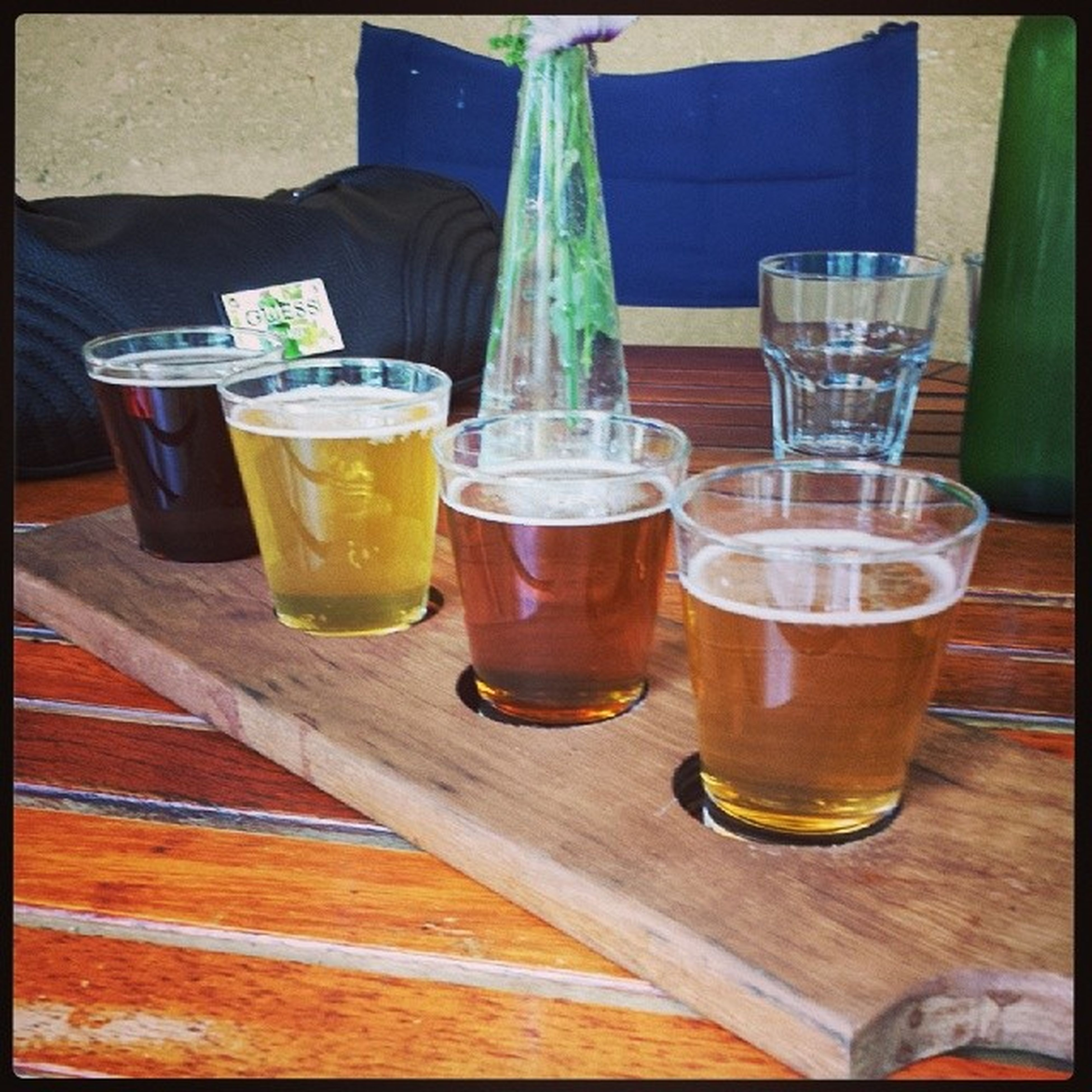 Round two at red poles Beers Perfectday Iwantabrewery Adelaidehills mclarrenvale