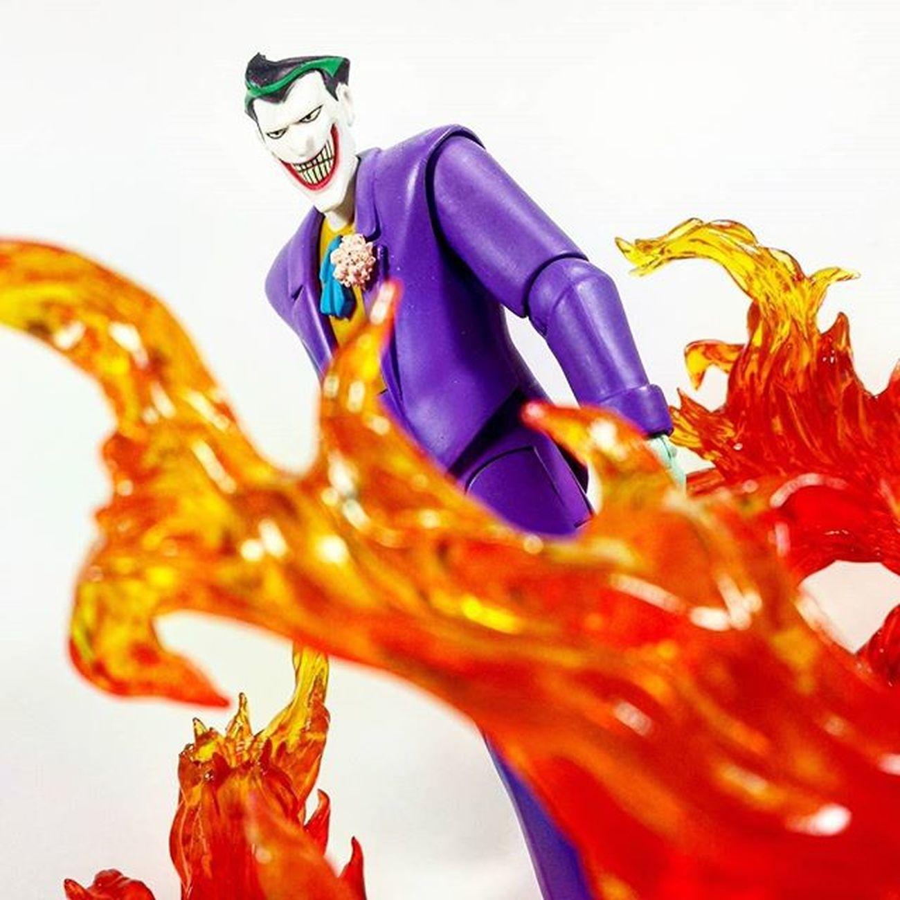 Joker Thejoker Jokerhere Batmananimatedseries Markhamill Clownprinceofcrime Batman Dccomics Toys Toyphotography Toypizza Toysarehellasick Toycollector Toycommunity Toycollection Thefigureverse Ata_dreadnoughts Toyslagram Toyunion