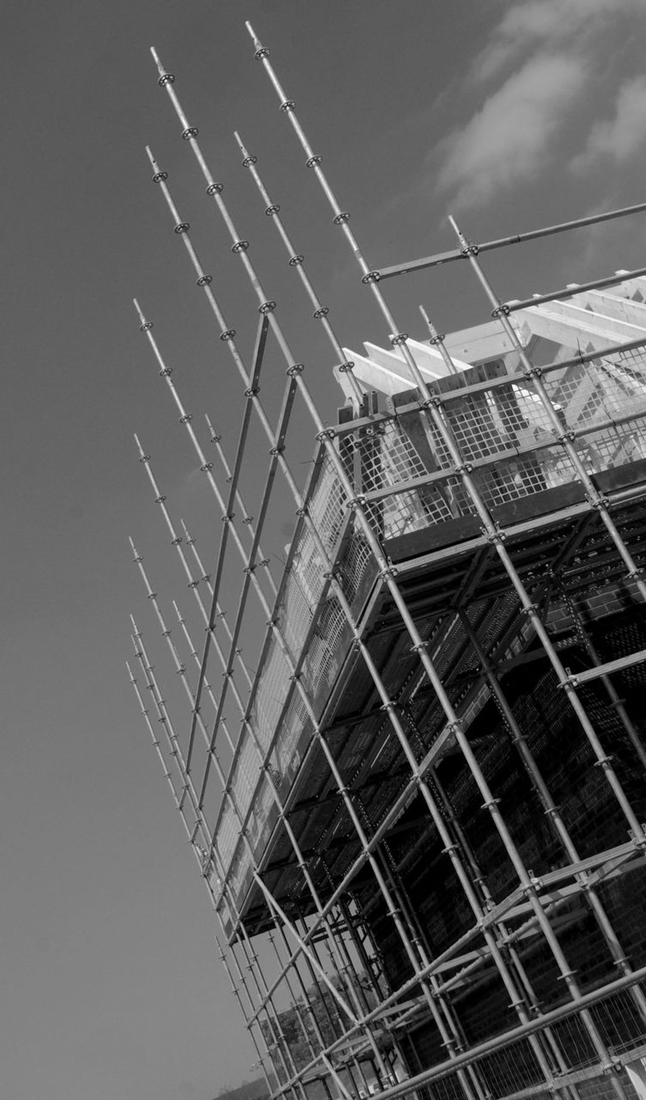 work to do Architecture Building Exterior Built Structure City Day Low Angle View Modern No People Outdoors Sky Skyscraper
