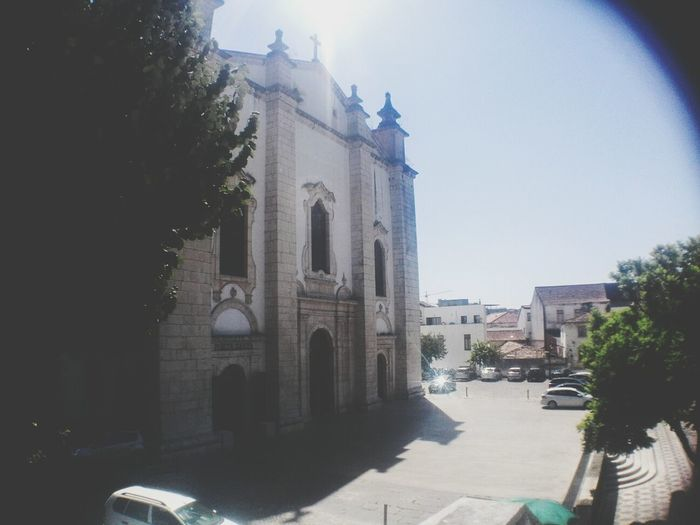 Church... Church Taking Photos Vacation Leiria Portugal Amateurphotography