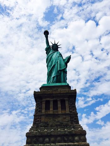 NYC Historical Sights View Sightseeing Enjoying Life New York The Most Beautiful