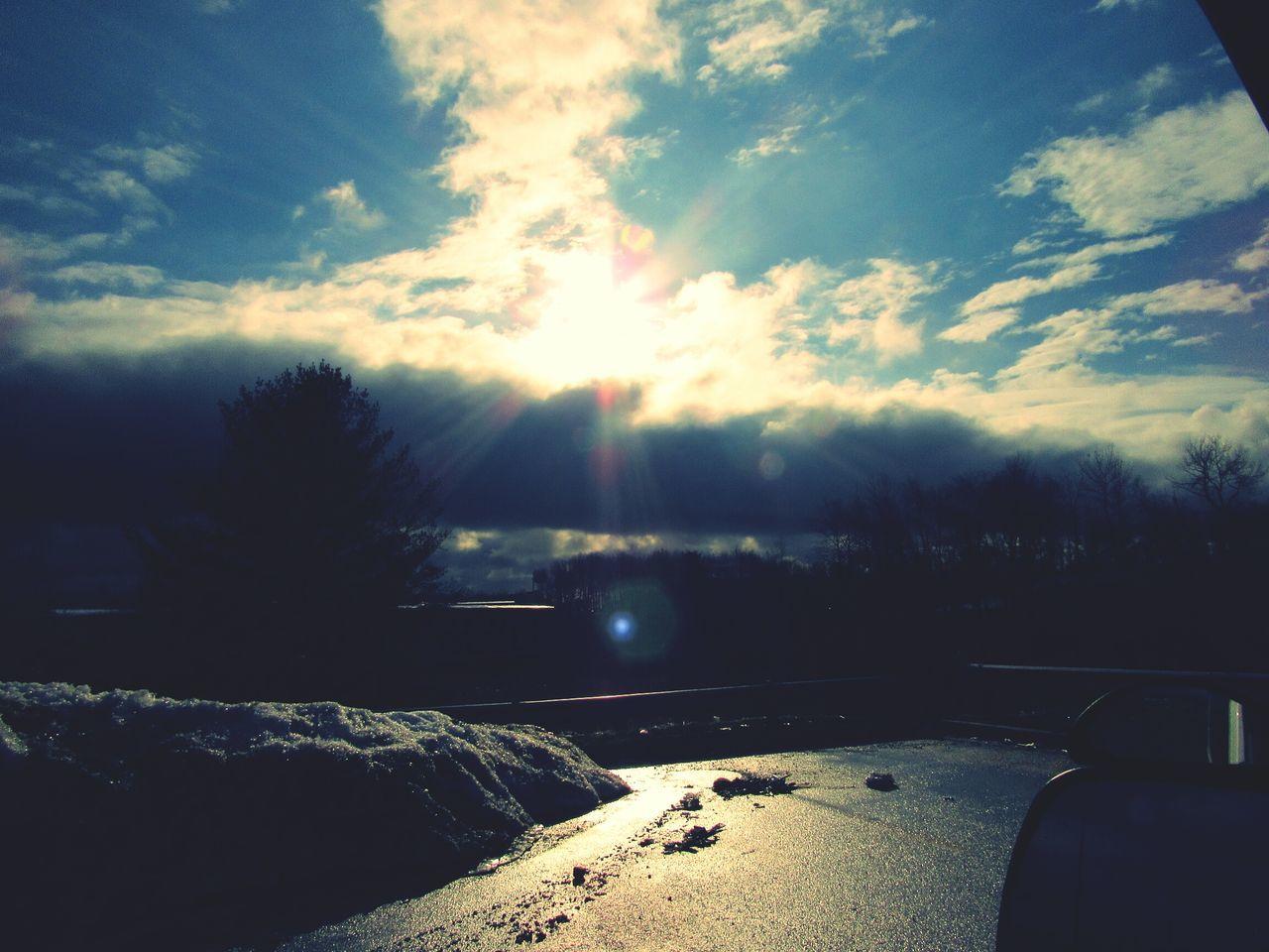 Clouds And Sky Sunflaresaturday Sunflares Blueandblacksky EyeEm Nature Lover The Great Outdoors - 2015 EyeEm Awards