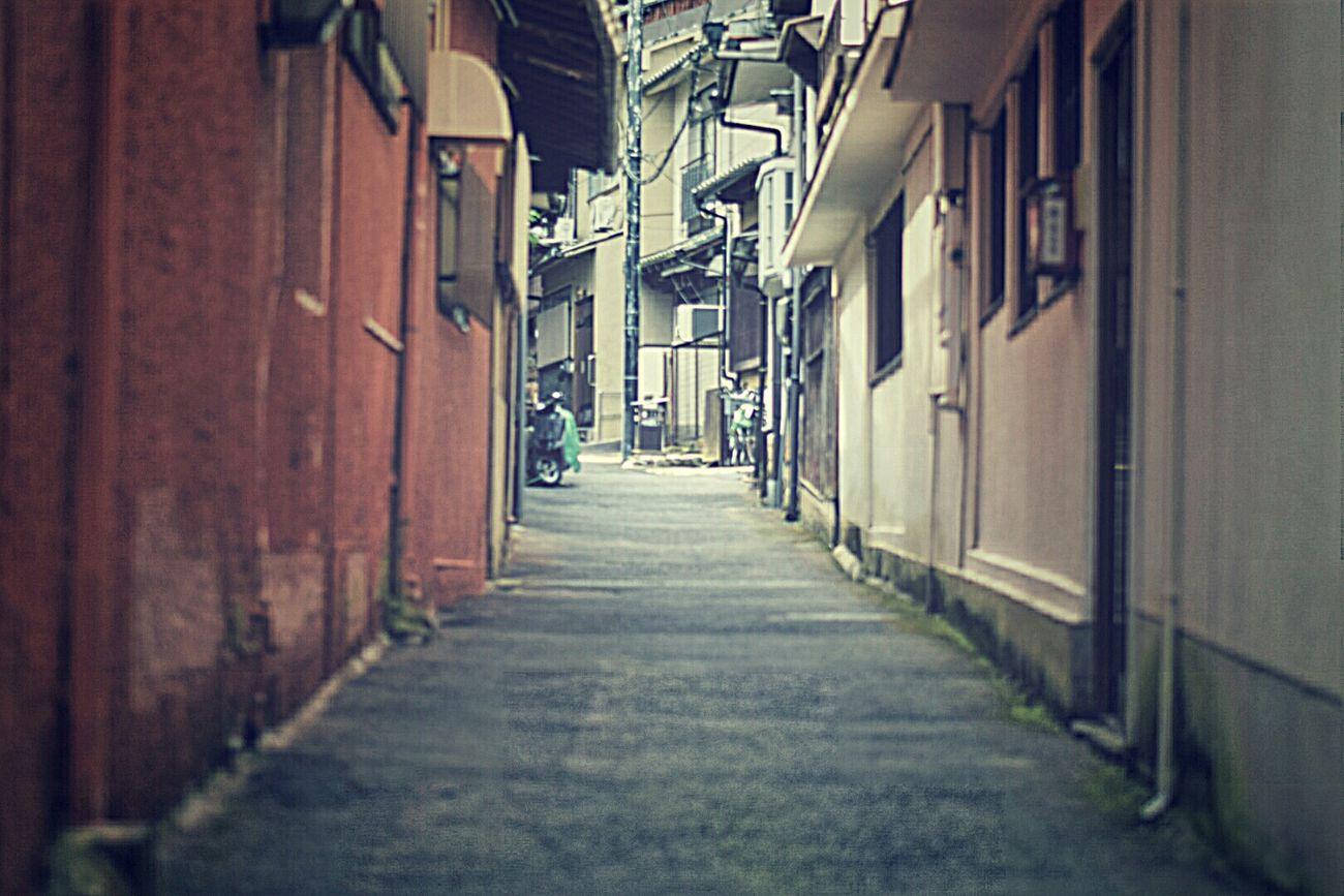 街並みシリーズ 裏路地 宮島 広島 日本 Miyajima Hiroshima Japan